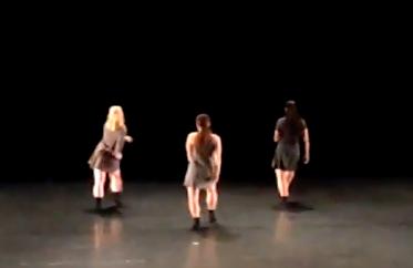 Pictured: Madeline Jones, Leslie Merced, Rachel Tiedemann