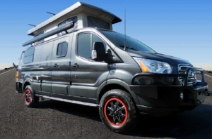 Sportsmobile/Quigley 4wd Ford Transit
