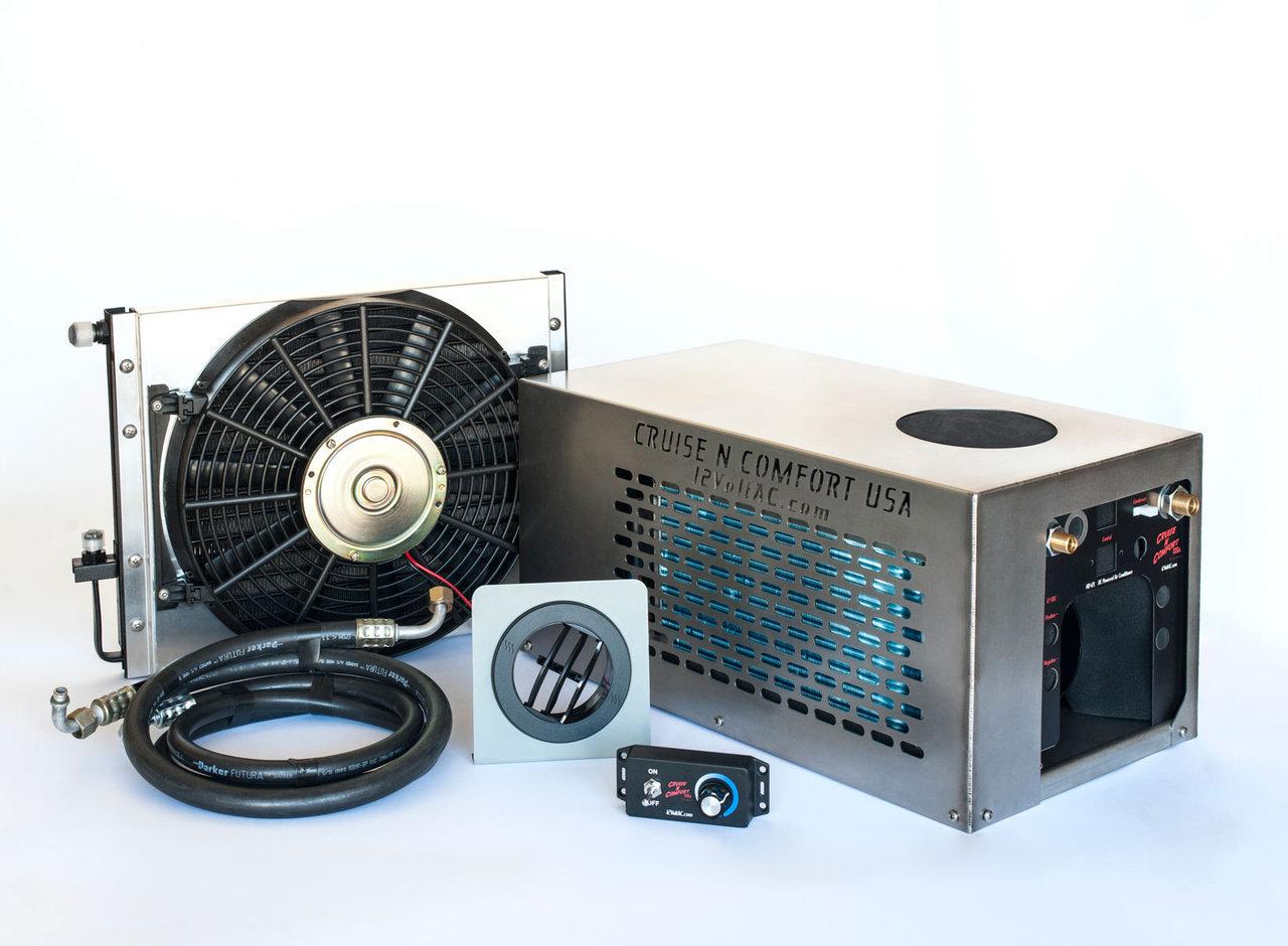 CruiseNComfort mini-split air DC air conditioner