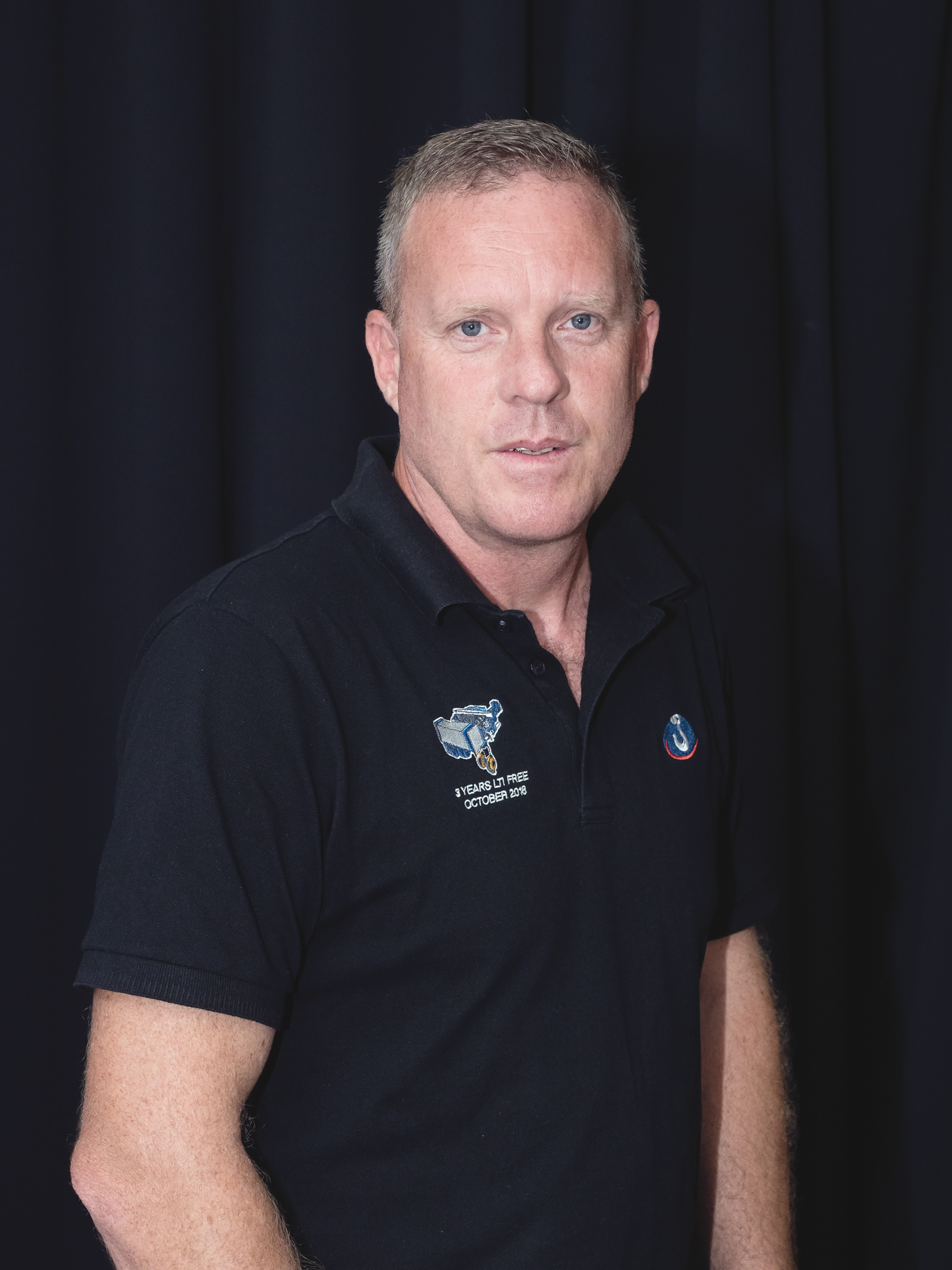 Brad Gibson - Area Manager NSW