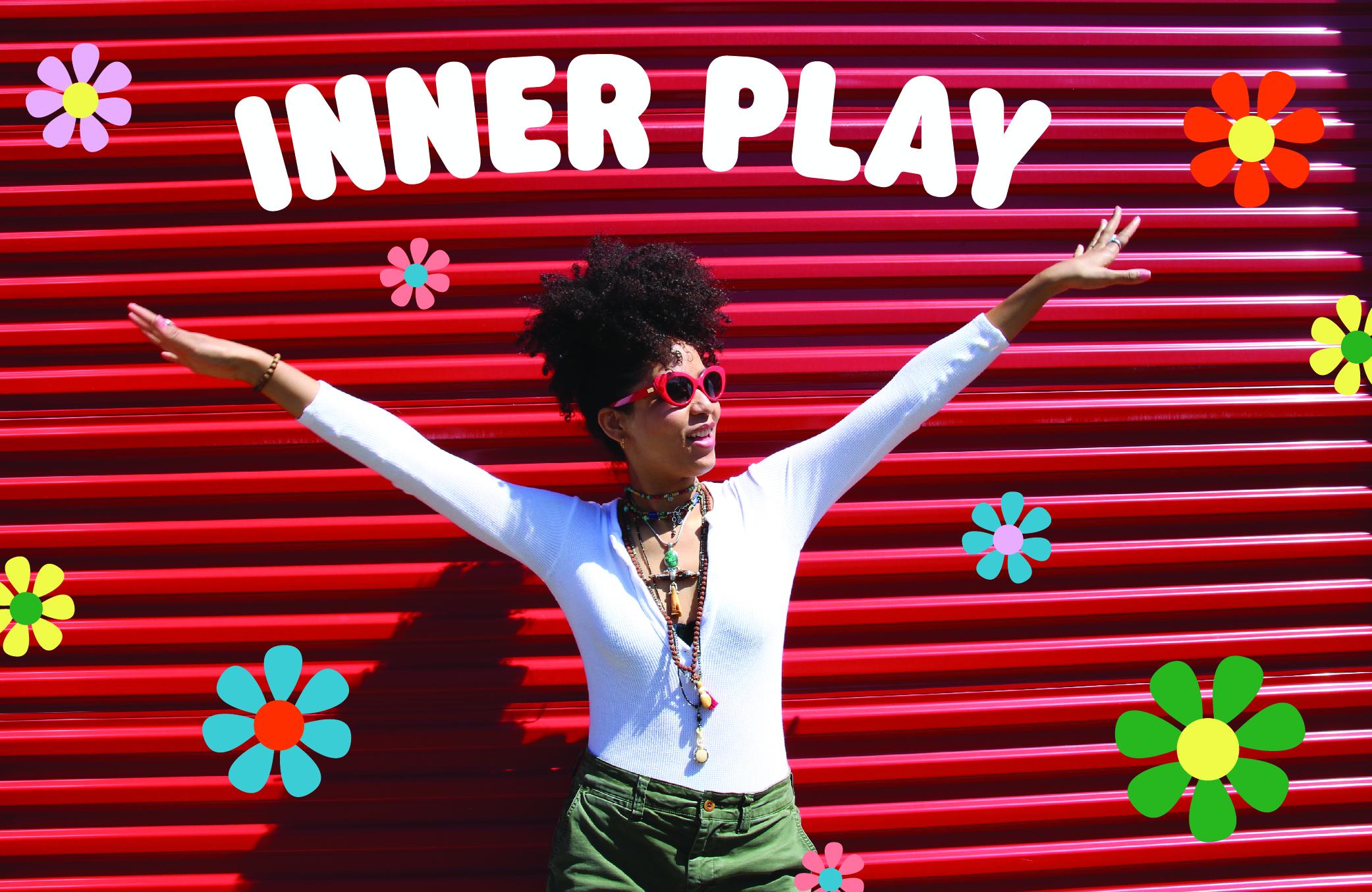 Image by Celene Carrara of Lenea Sims, Founder of Inner Play