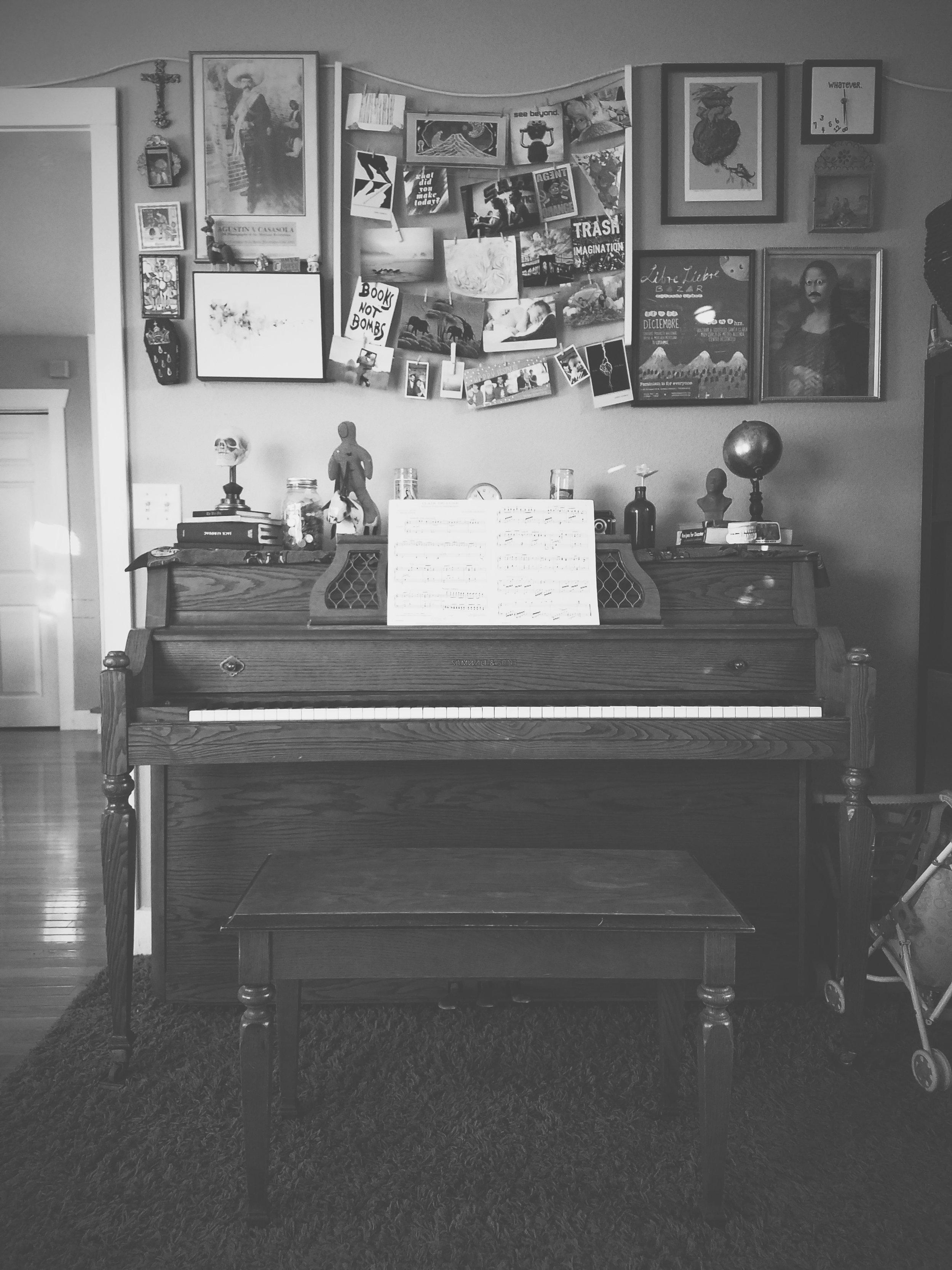 My Little Music Maker - Erin J. Bernard
