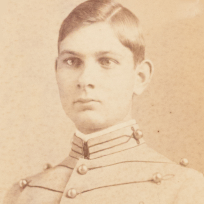 Lucius Roy Holbrook Class of 1896