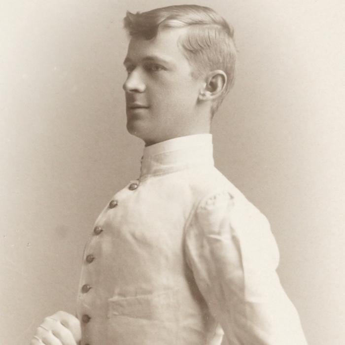 Robert Jayne Maxey Class of 1898
