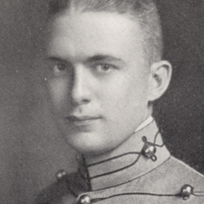 Albert Whitney Waldron Class of 1915