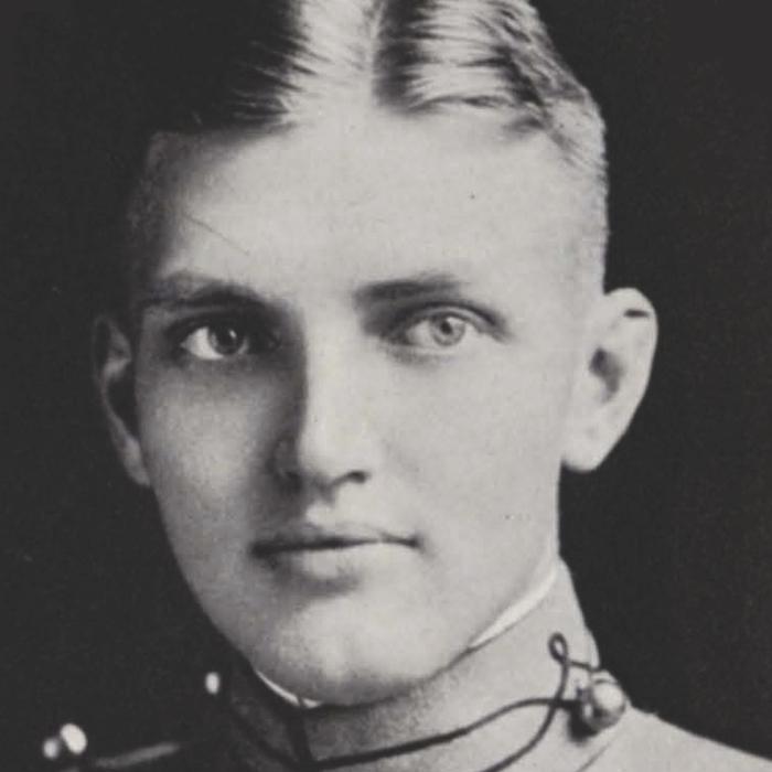 John Howard Wills Class of 1916