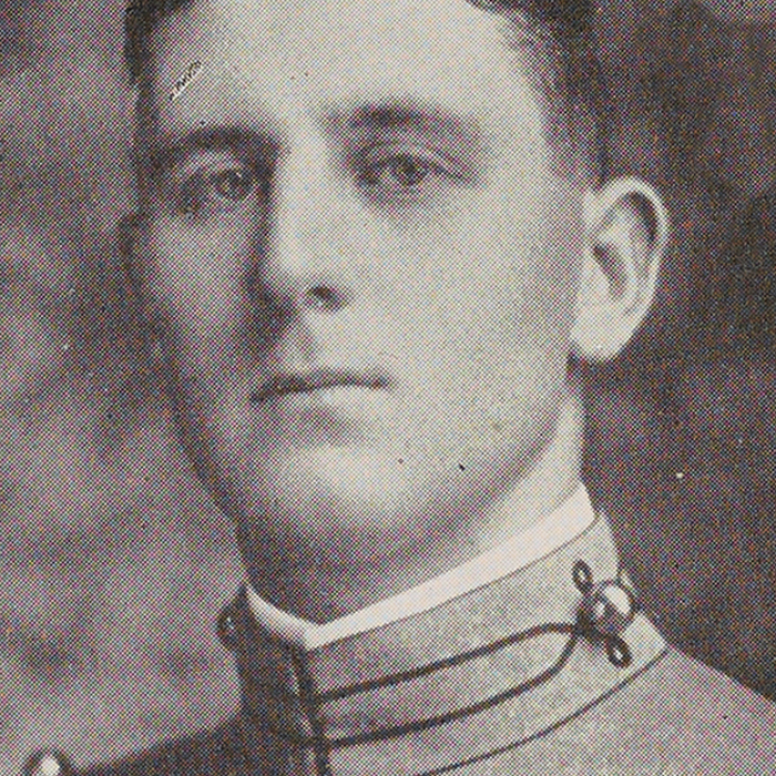 Charles Everett Hurdis Class of 1917