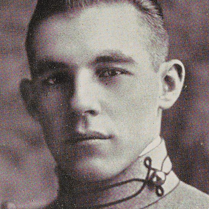 James Arthur Code, Jr. Class of 1917