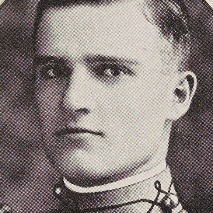 Bertrand Morrow Class of 1917