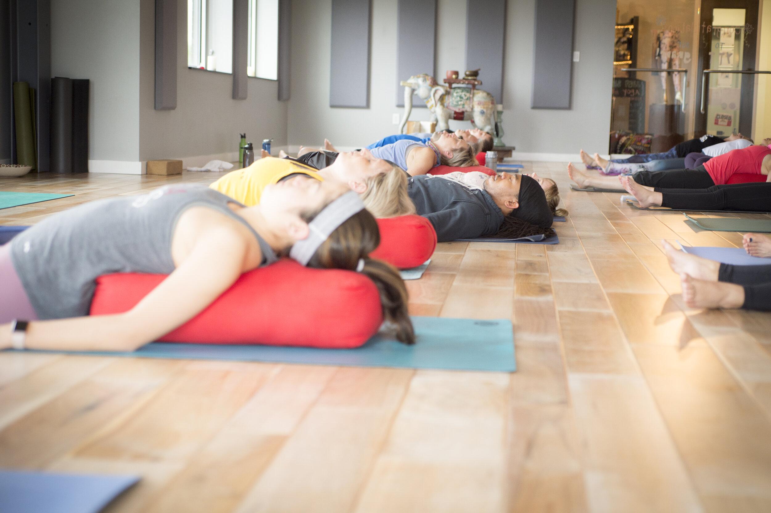 Comprehensive Pilates TT