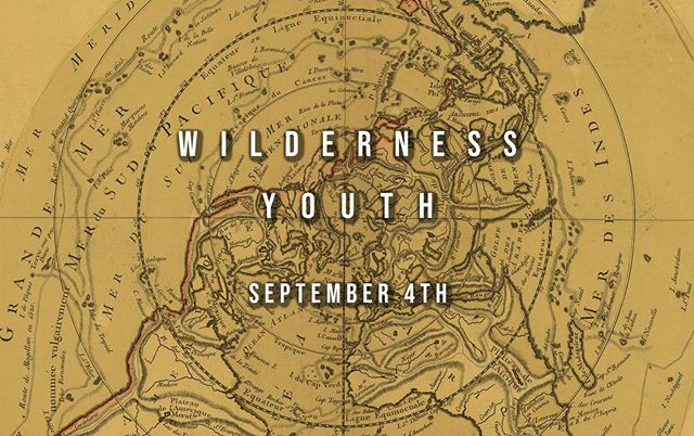 Follow @wilderness.youth for more details! We can't wait.