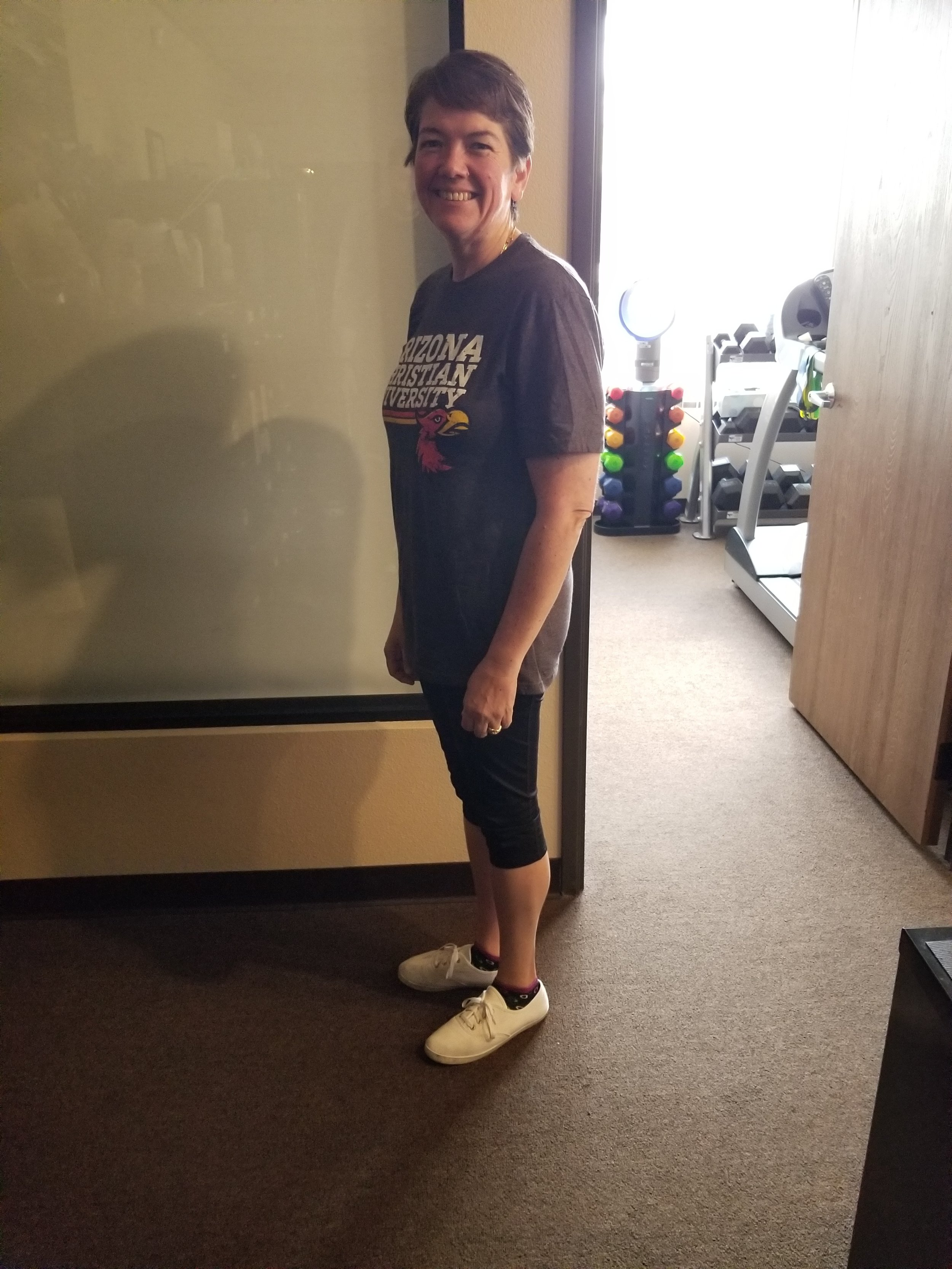 Lost: 83 lbs