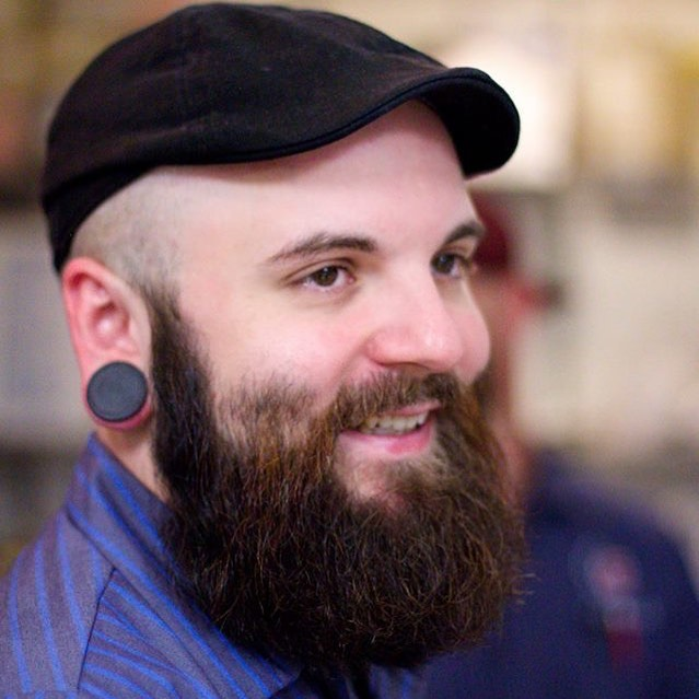 Who was accepted to college on a tuba scholarship, enjoys riding motorcycles, and can now be found in the kitchen at Cob & Pen?? Jason Boniface! 👨🏻🍳 After 7 years as the Executive Chef at Red Door, we're proud, pleased, and privileged to announce Jason as our Executive Chef at Cob & Pen!  Get to know a little bit about Jason! 👇🏻 Born in Boston, MA, Jason spent all of his life in the restaurant industry, but he is the first in his family to become a Chef! After graduating at the top of his class from Atlantic Culinary Academy in NH, he went on to work for celebrity chefs Ken Oringer and Jamie Bissonette in their restaurants KO Prime and Toro. Jamie Bissonette become Jason's mentor and taught him all about farm to table cuisine, master butchering and charcuterie, and head to tail cooking. Jason has spent the last almost 7 years as the Executive Chef of Red Door, striving to make his cuisine out of the box and fun to eat. He has since made the decision to leave Red Door and join the amazing team at Cob & Pen and take over the kitchen there and bring his culinary creations with a new lively spin. He is very excited for this new opportunity to grow and elevate his food.  Come see the new amazing dishes he creates in the next coming months!