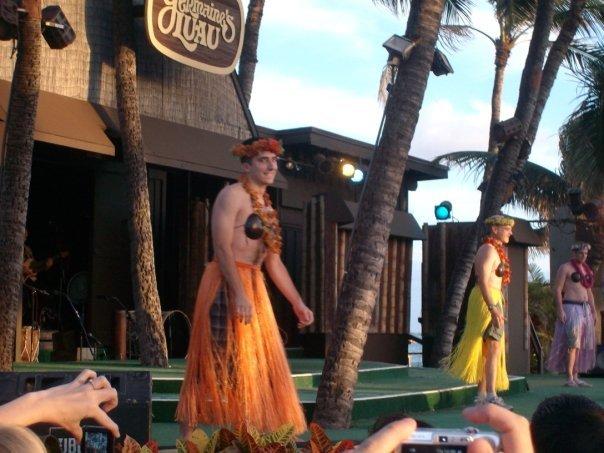 Our Very Own Hawaiian Hula Princess