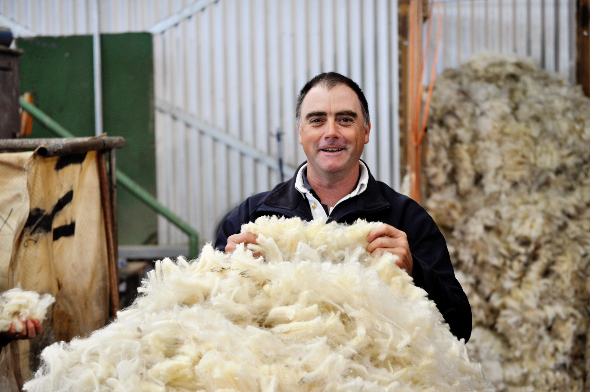RIST Agricultural College Wool Classing 2