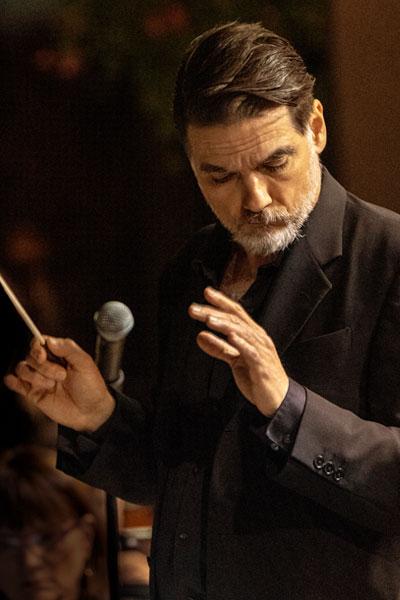 John Mario, Music Director & Conductor