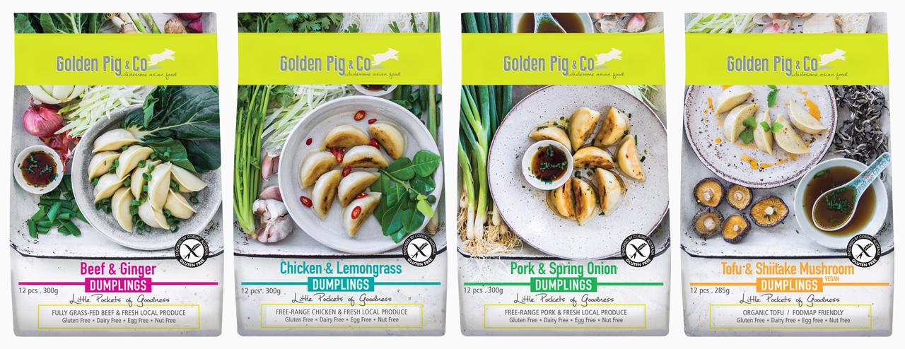 Gluten free, allergy friendly dumplings
