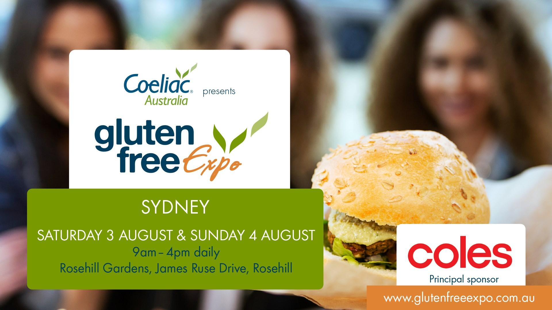 gluten free expo sydney