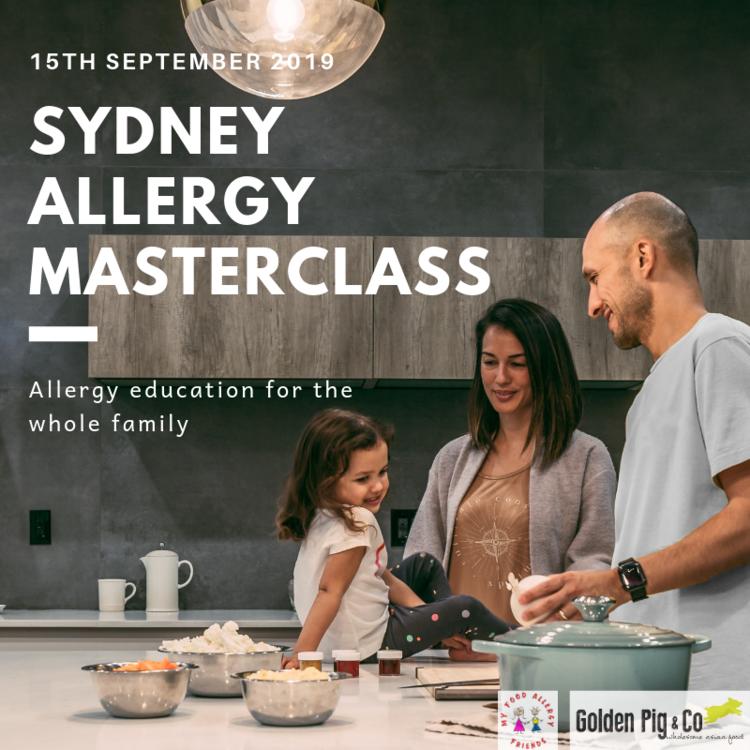 Sydney Allergy Masterclass