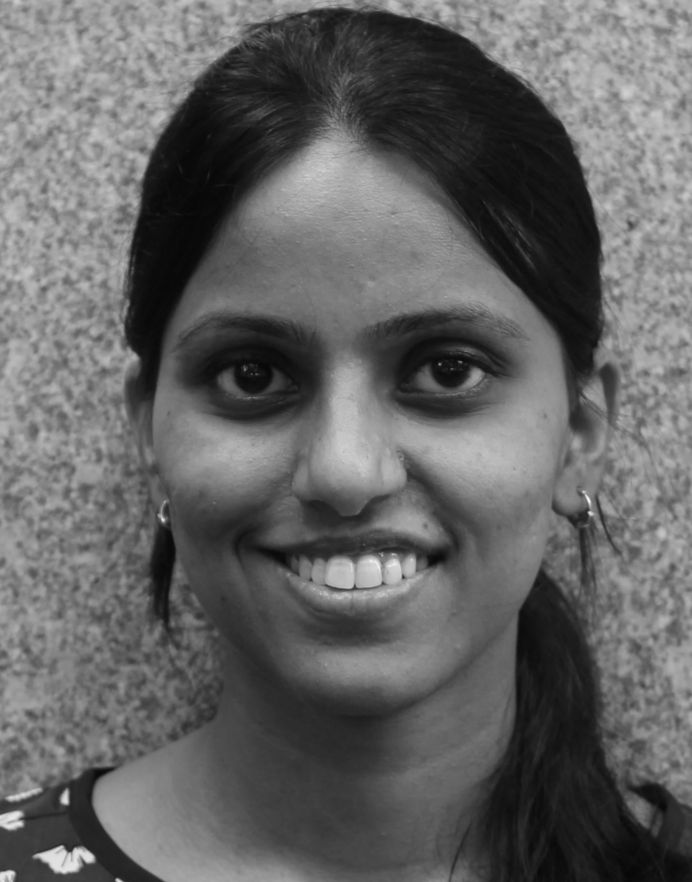 Rupika Singh, Senior Manager