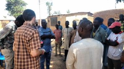 Interview with Babban Gona farmers in Kaduna state, Nigeria.