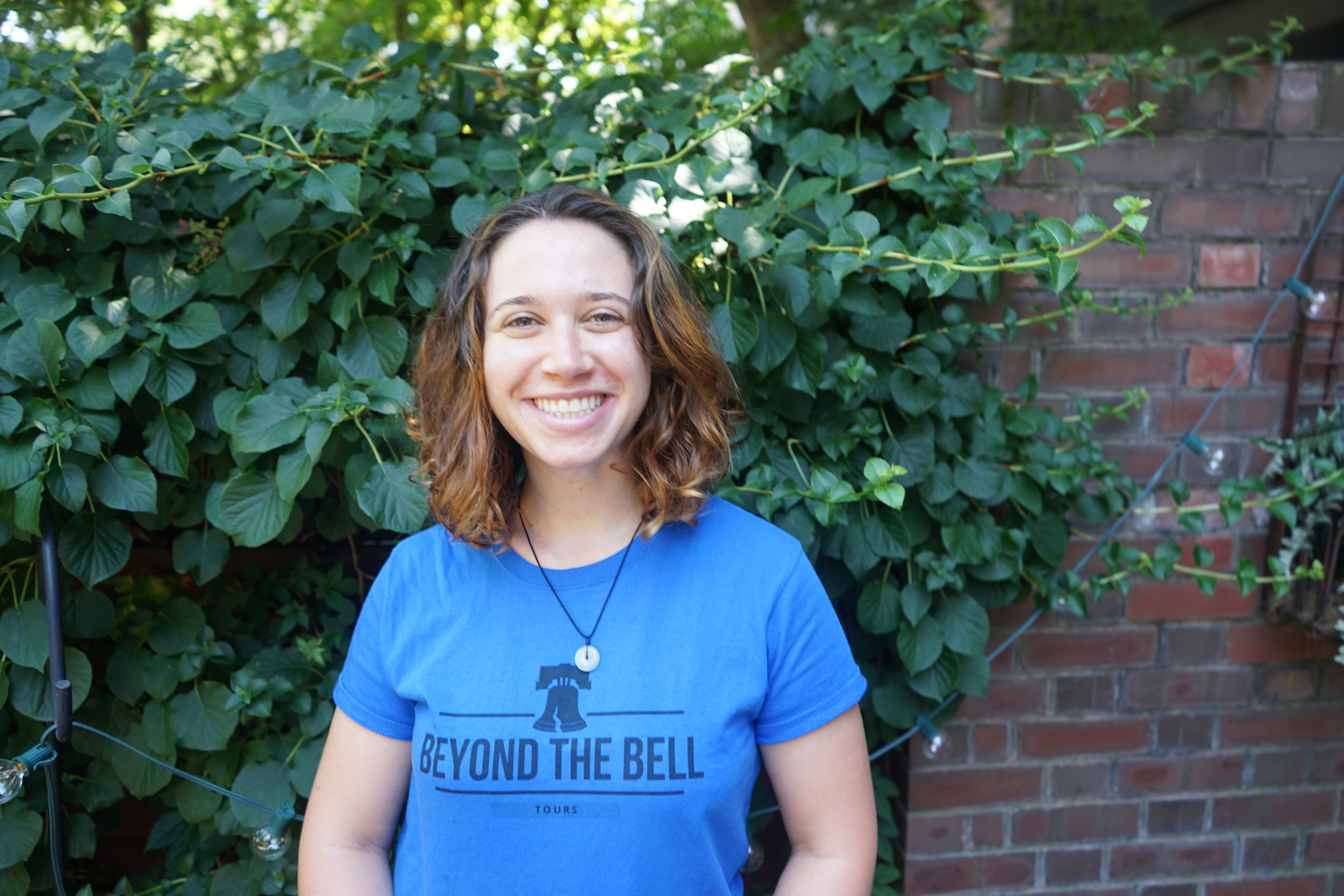 """I think everyone has the right to tell stories of the places they inhabit."" - Rebecca Fisher, co-founder of Beyond the Bell"