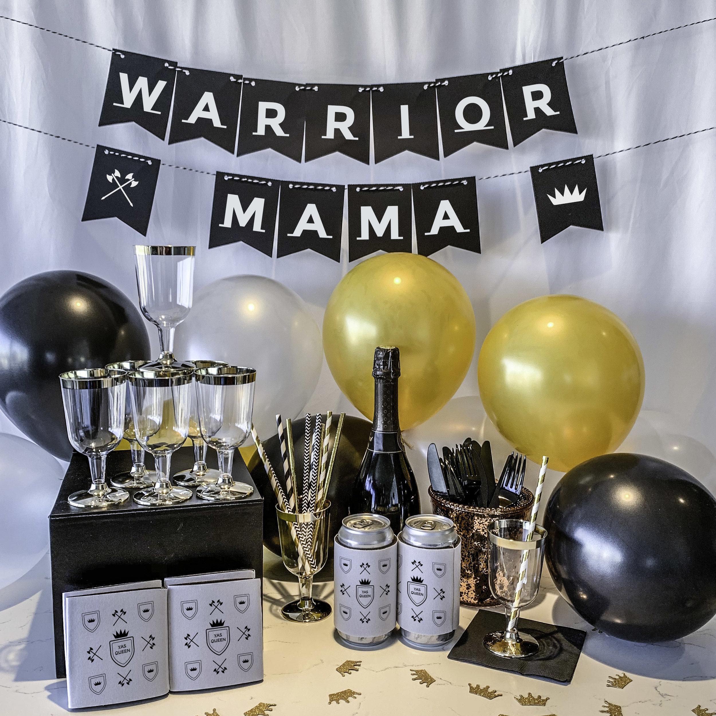 Warrior Baby - Starting at $49.00+