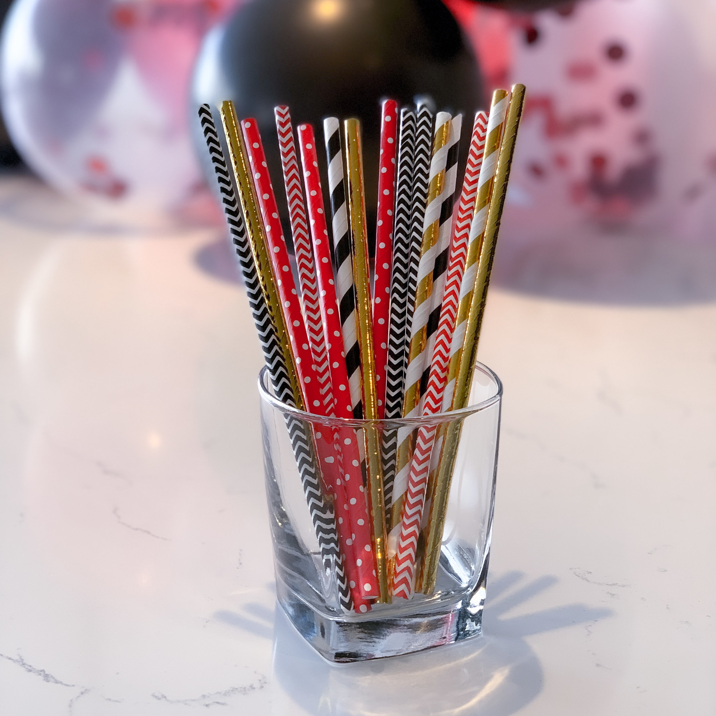 Copy of Paper Straws (10, 20, or 30)