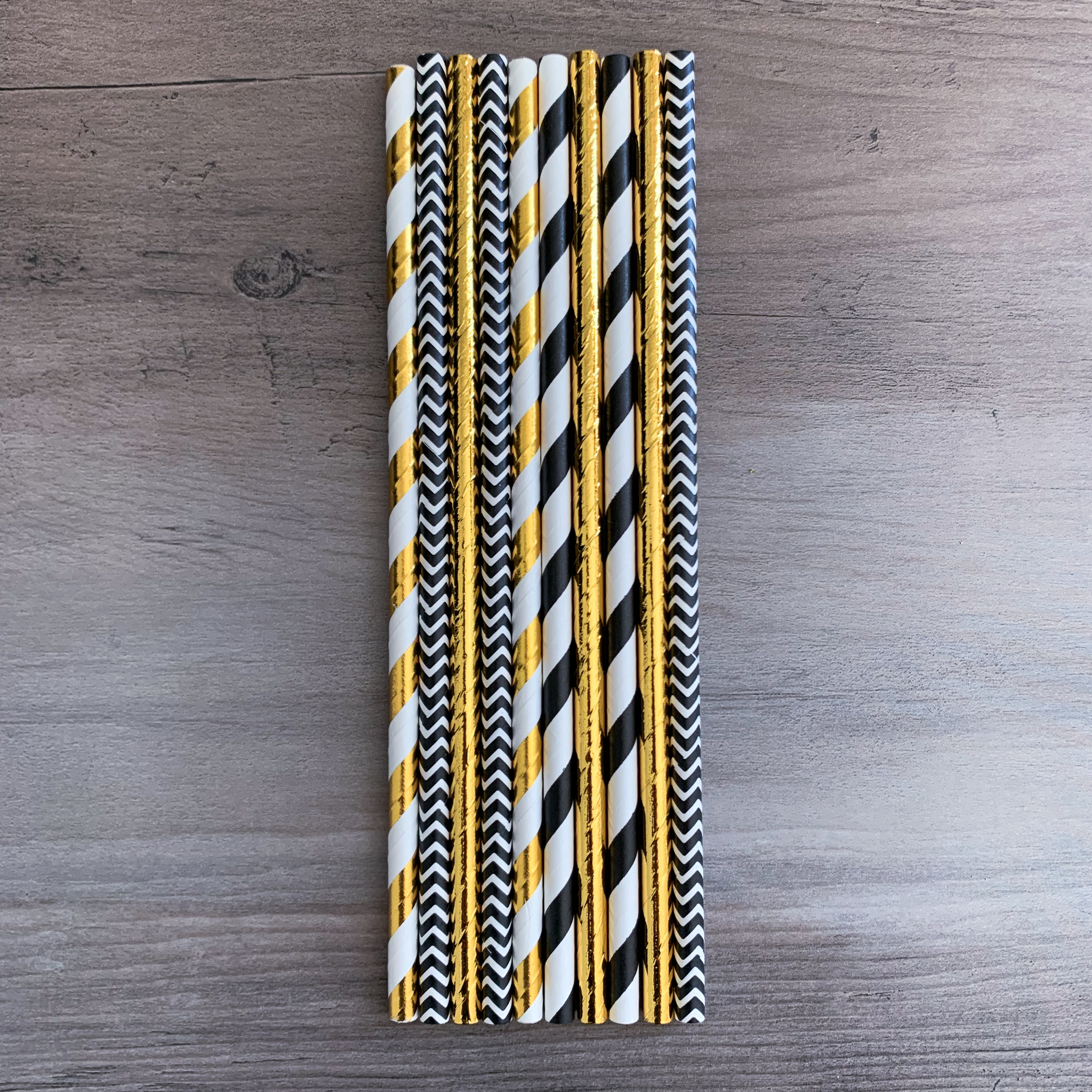 Paper Straws (10, 20, or 30)