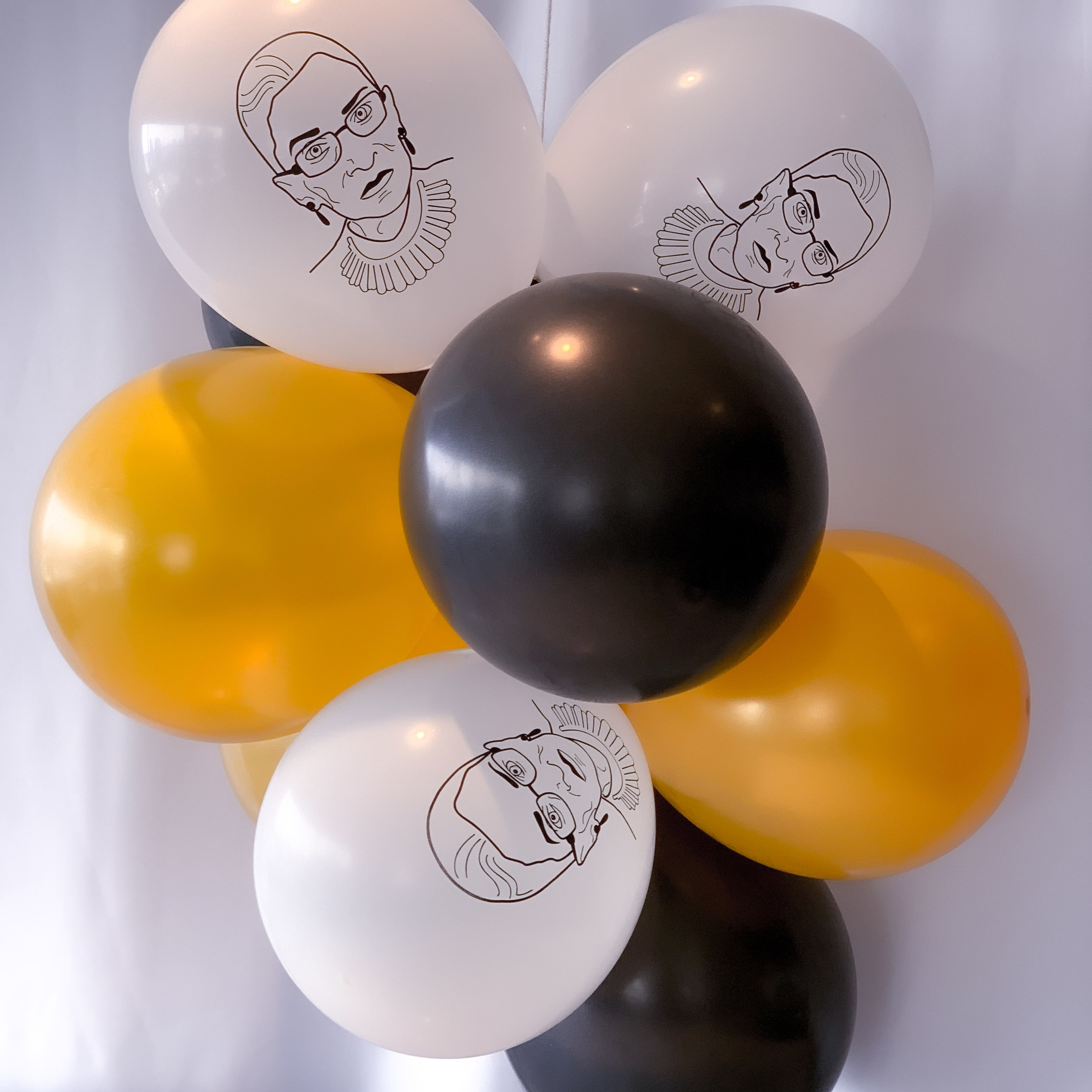 RBG Balloons (Bunch of 10)