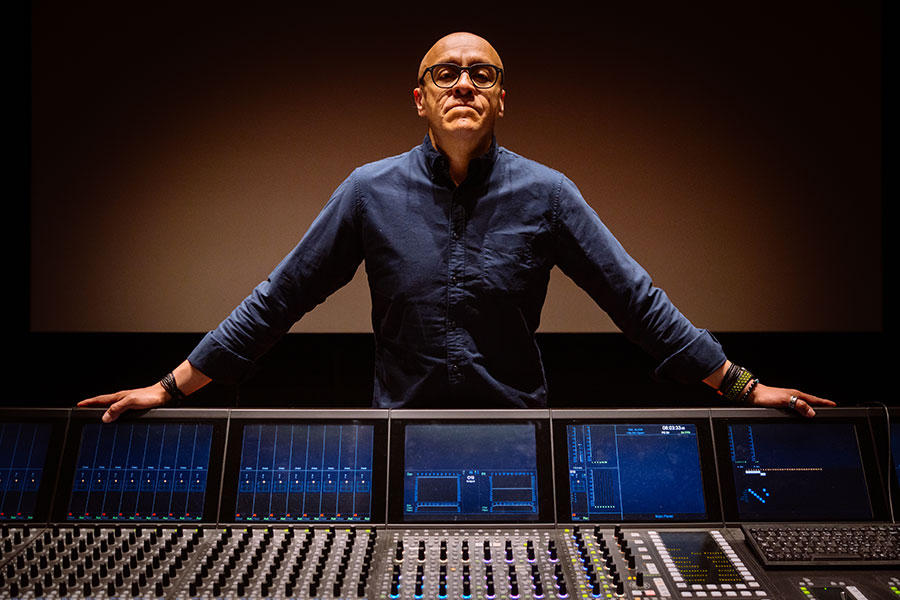 Cinematic Media Teams with    Academy Award-Nominated    Martín Hernández    To Launch Sound Services - Post house is adding six state-of-the-art sound stages to services film and television productions in Mexico.Read More