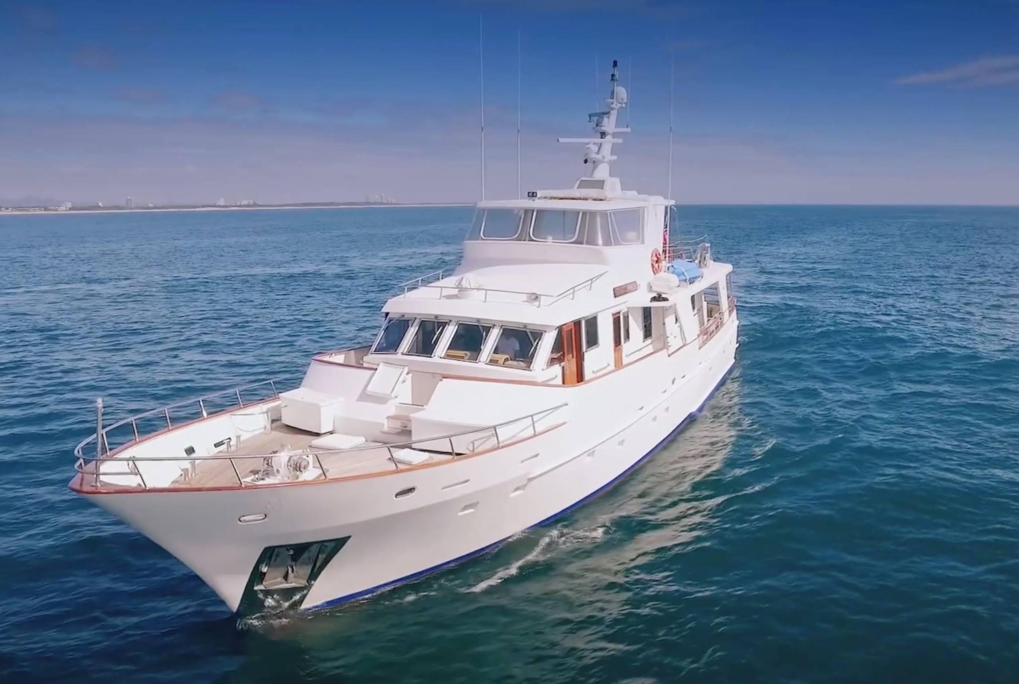 86ft Luxury Motoryacht Profile Image