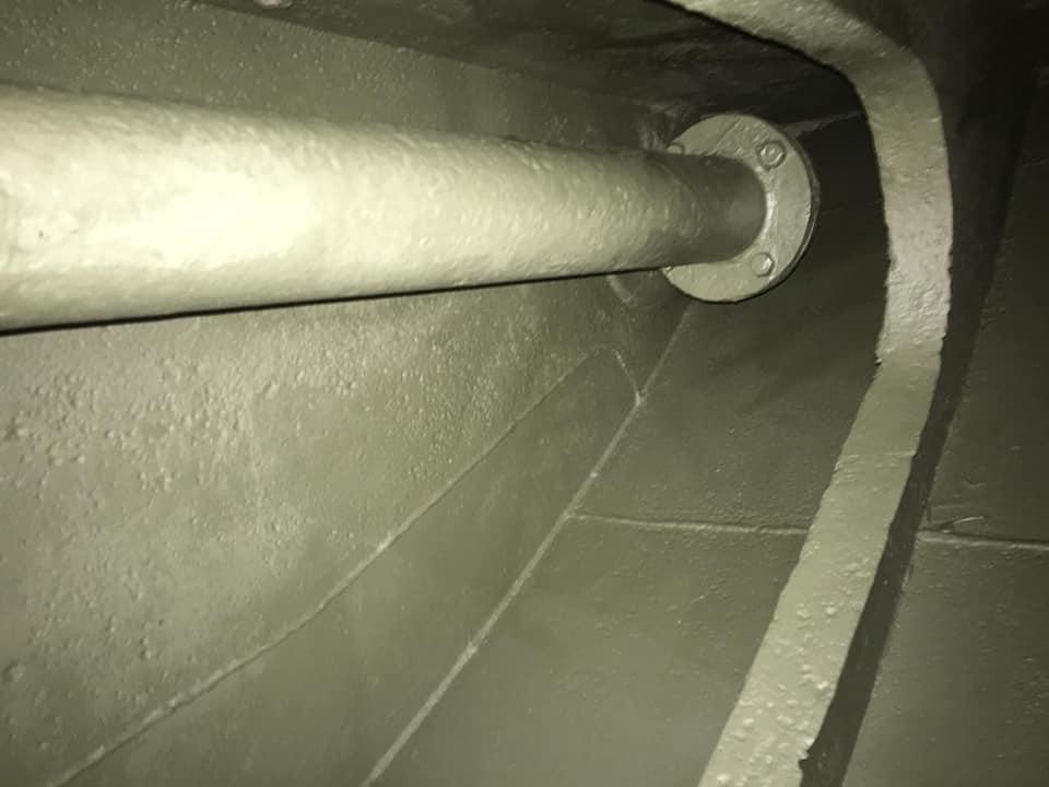 Black & Grey Water Tank Refinish PRIMER