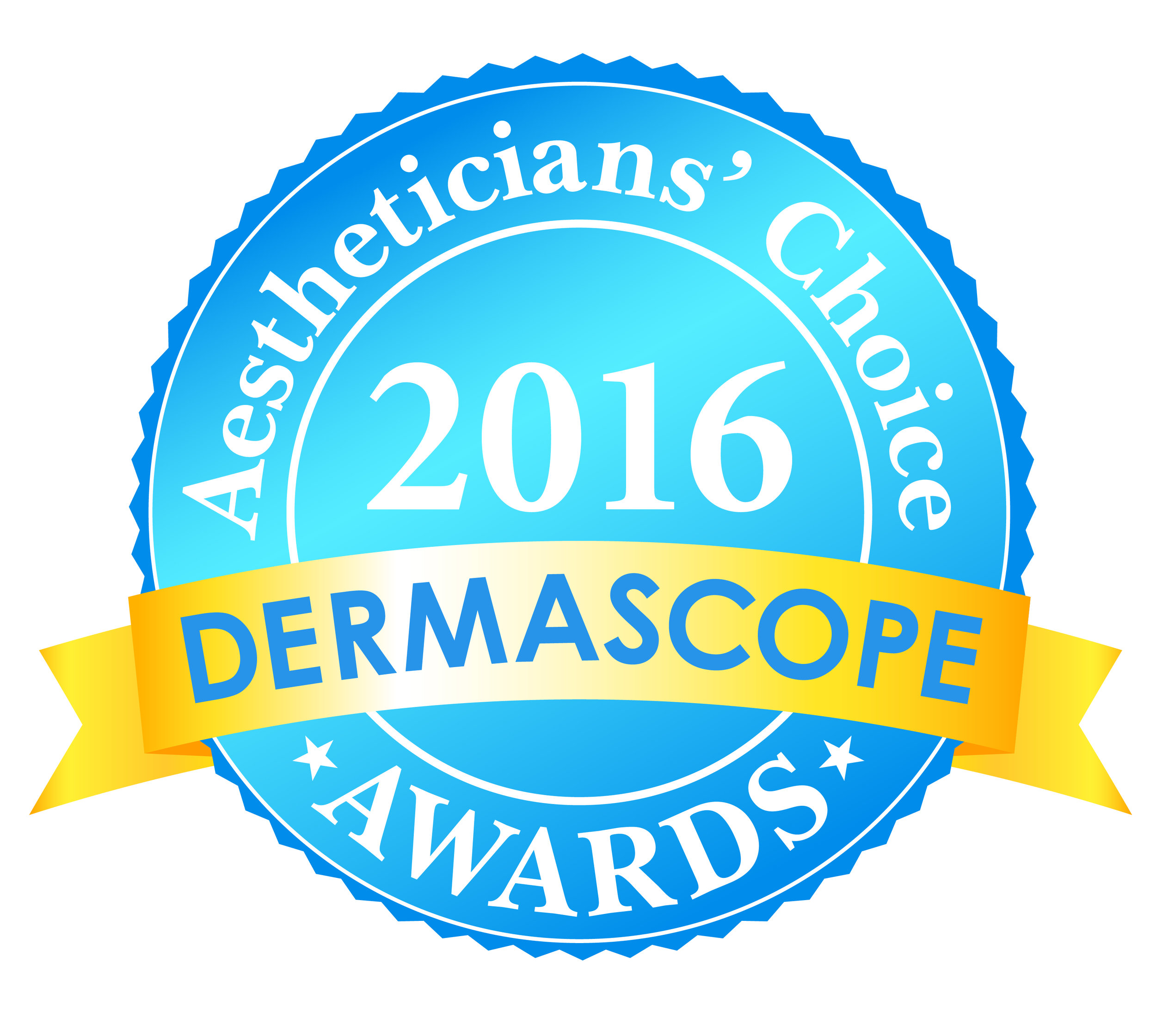 2016 Dermascope award.jpg