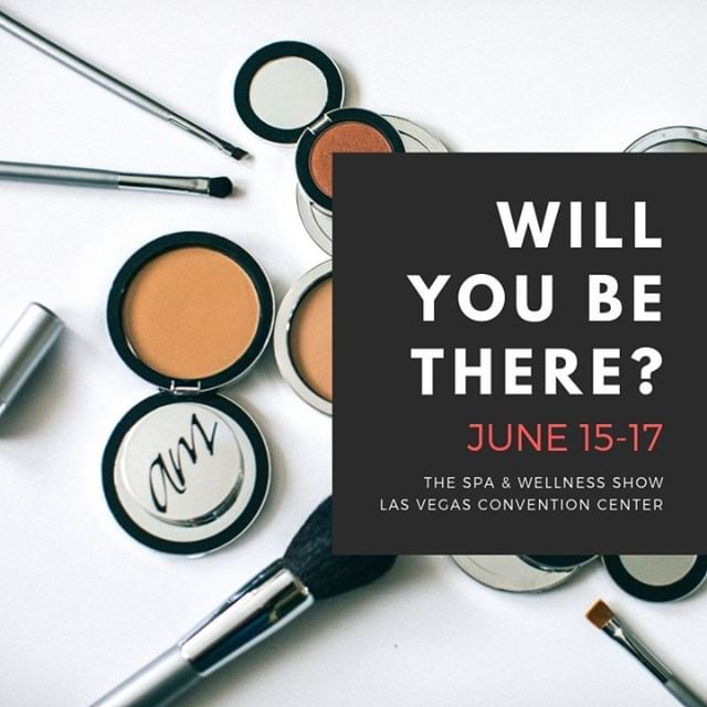 We will be at the Las Vegas Spa and Wellness Convention JUNE 15-17. Will you be there?  #vegasbaby #whathappensinvegas #vivalasvegas #advancedmineral #makeup #pure #lookgreat #fashion #dior #chanel #dolcegabbana #theforum #shopping #highfashion #thestrip #cameraready #spaandwellness #makeuplover #summerlooks #falltrends #pigmentrich #bossbabe