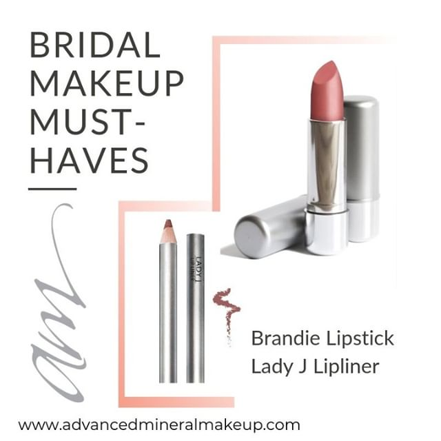 Whether you are the bride-to-be or a guest this wedding season these stunning colors are on trend and give the timeless romantic glamour everyone loves.  Create your must-have look at www.advancedmineralmakeup.com. Link in bio.  #brandie #ladyj #josephine #soft #elegant #getthelook #beautifulbride #theknot #weddingwire #musthavelooks #mua #makeuplover #mineralmakeup #blushingbride #shesaidyes #isaidyes #ido #weddingguesttrends #bridalparty #motherofthebride