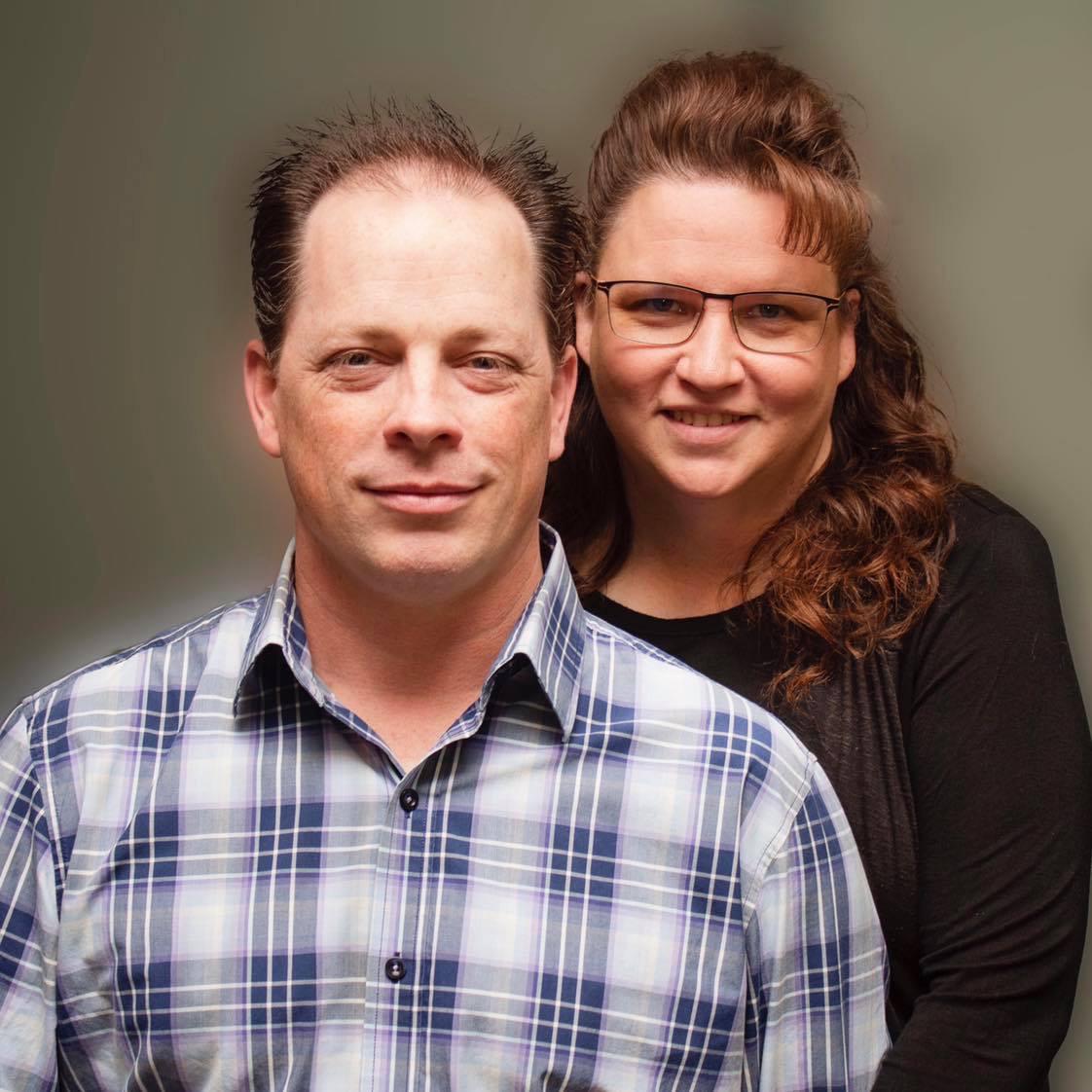 Pastor Jeff & Holly Bartlett