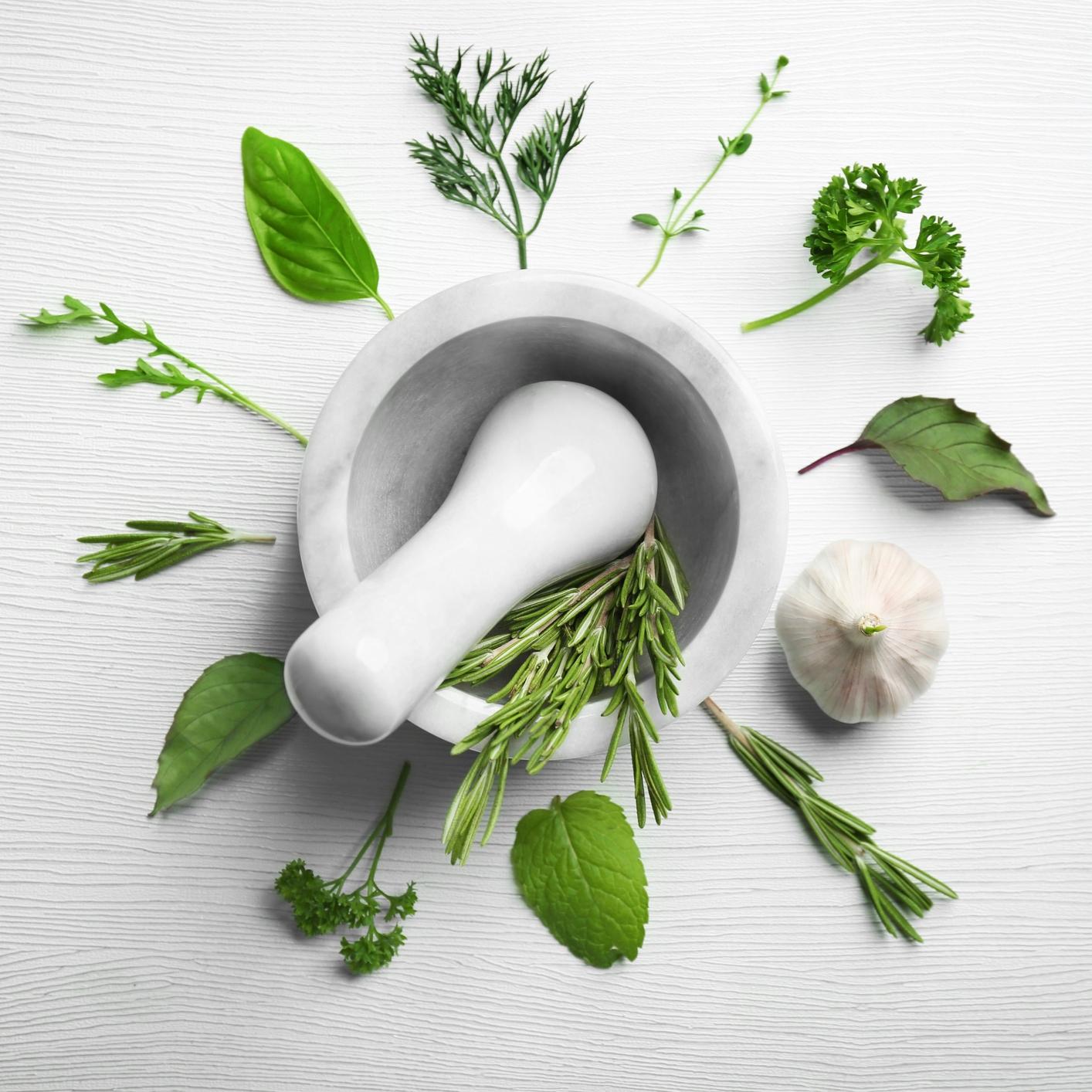 Apothecary herbs evidence based wellness