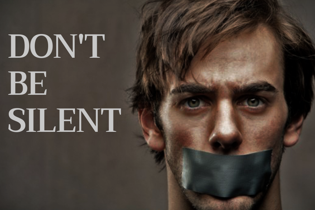 Why The Enemy Wants To Shut Your Mouth - by Marcus Rogers