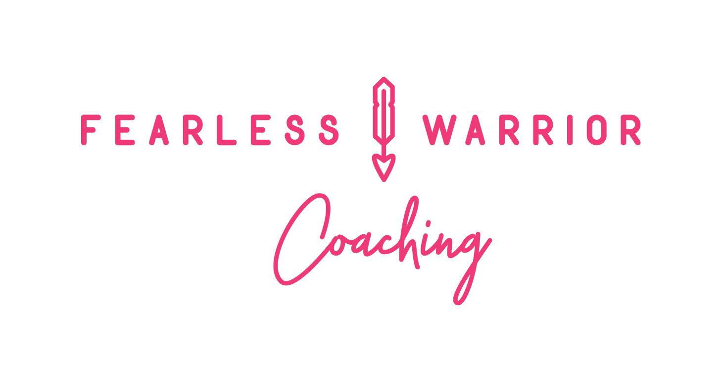 Fearless Warrior Pink logo.jpg