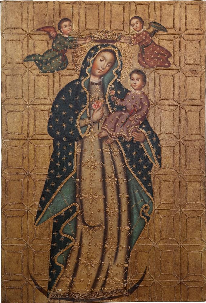 Peruvian: Unknown Artist