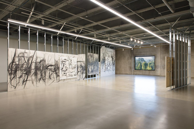 Albert Oehlen & Peppi Bottrop   Marciano Art Foundation