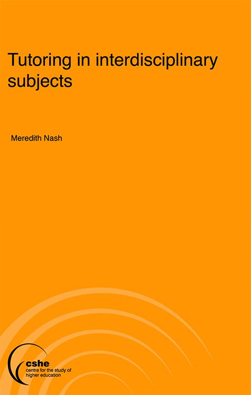 Meredith Nash Tutoring in Interdisciplinary Subjects