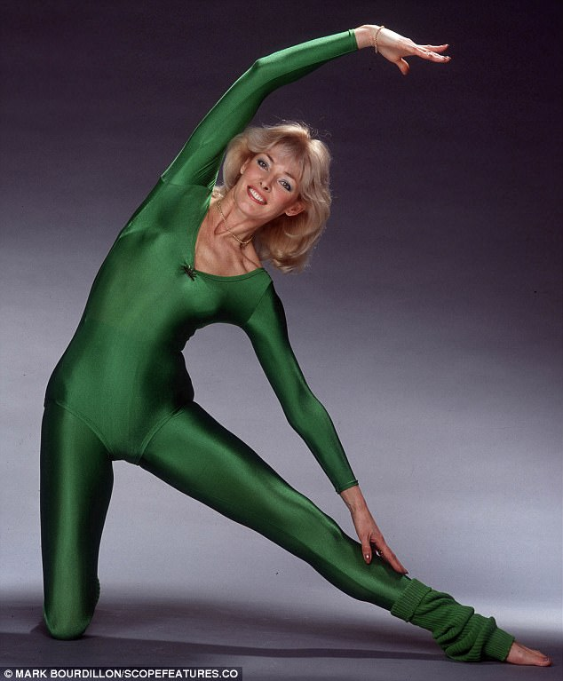 So channel your inner green goddess ! Although this may be a step too far even for me the head to toe shiny green lycra !!!