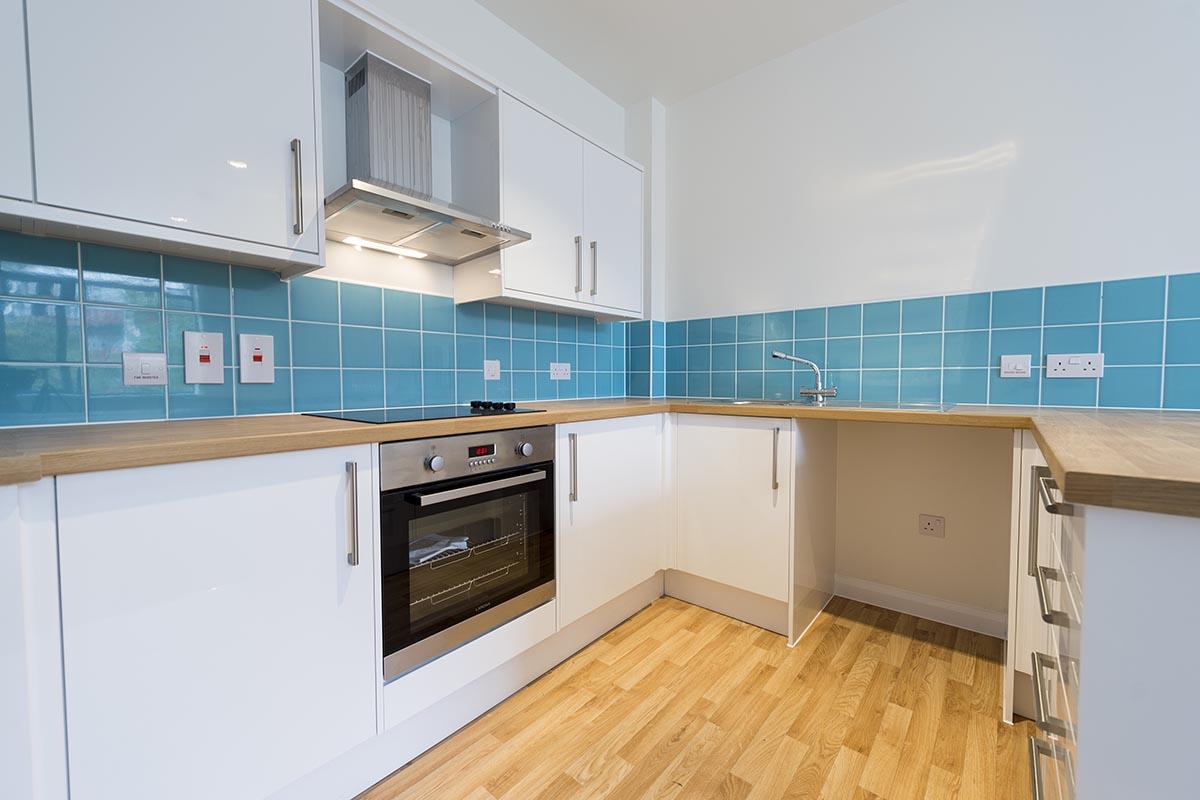 Hoegate St kitchen