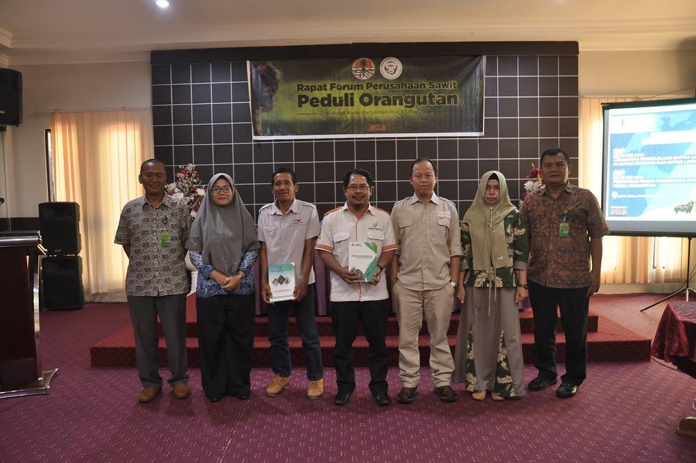 Forum on Orangutan and Oil-Palm Plantations
