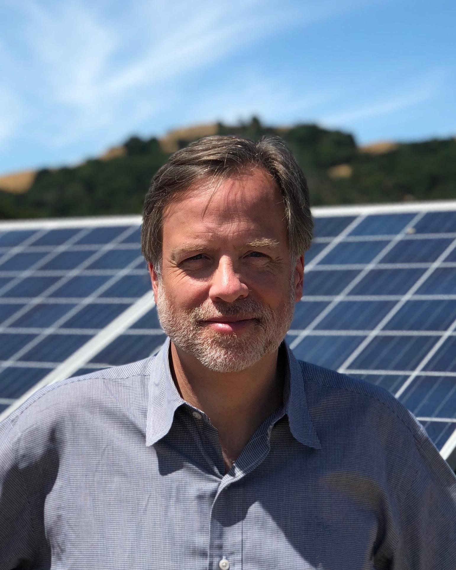 2018-07-13 Bill at Solar Panel clean.jpg