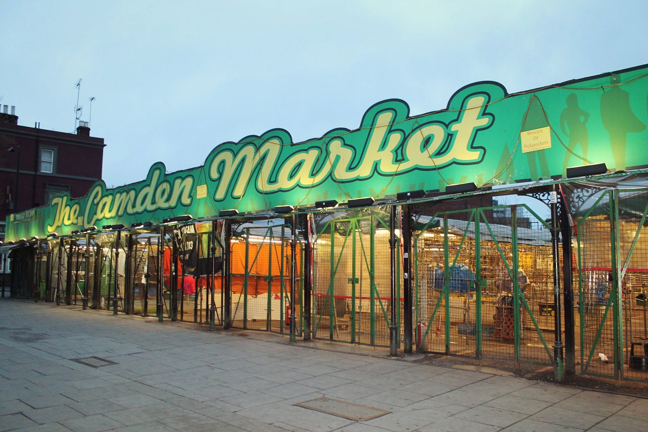Camden - Explore a mosque, canal-side gems, enjoy views of London form a hill top and discover London's most vibrant market