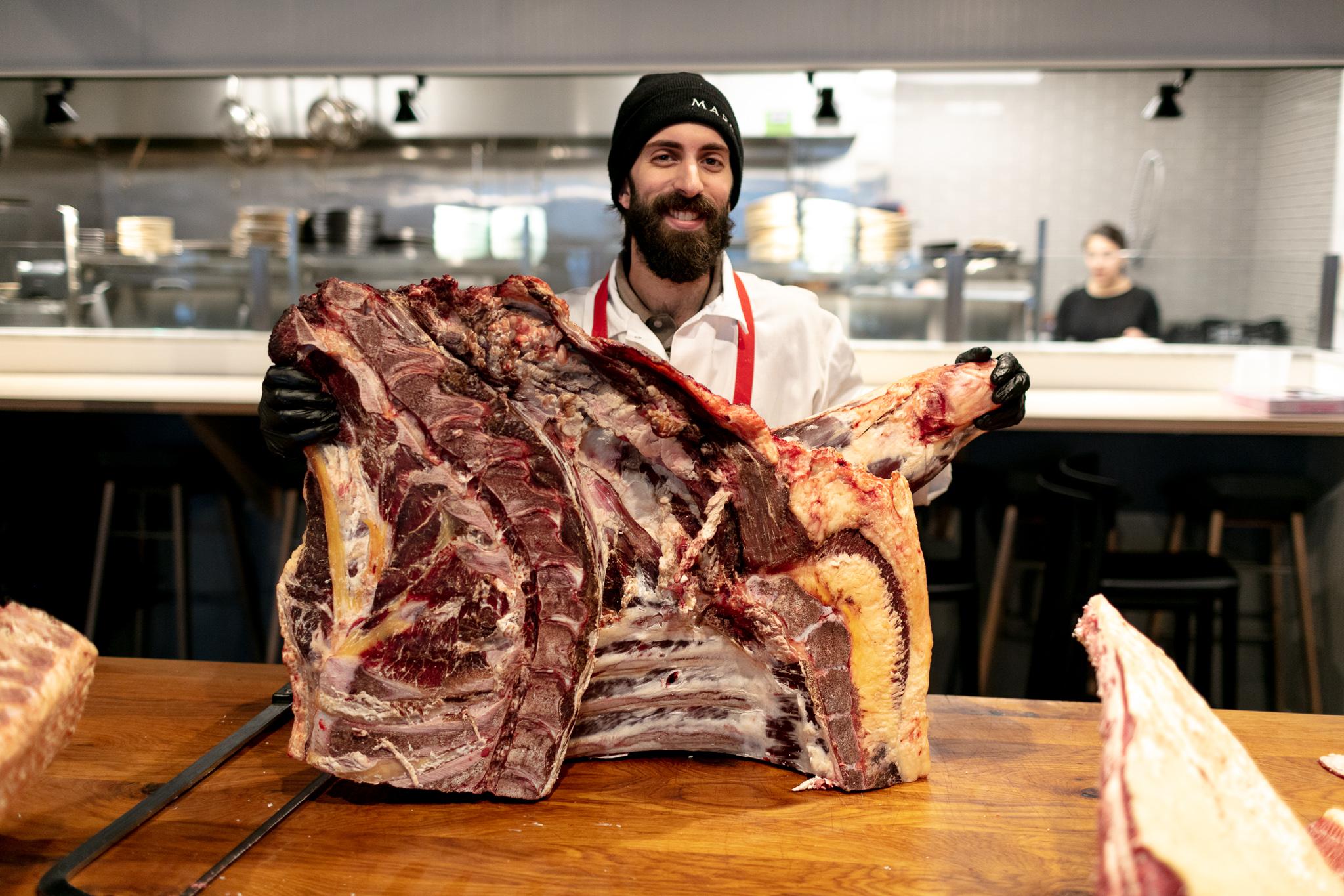 BEEF PRIMAL BUTCHERY -