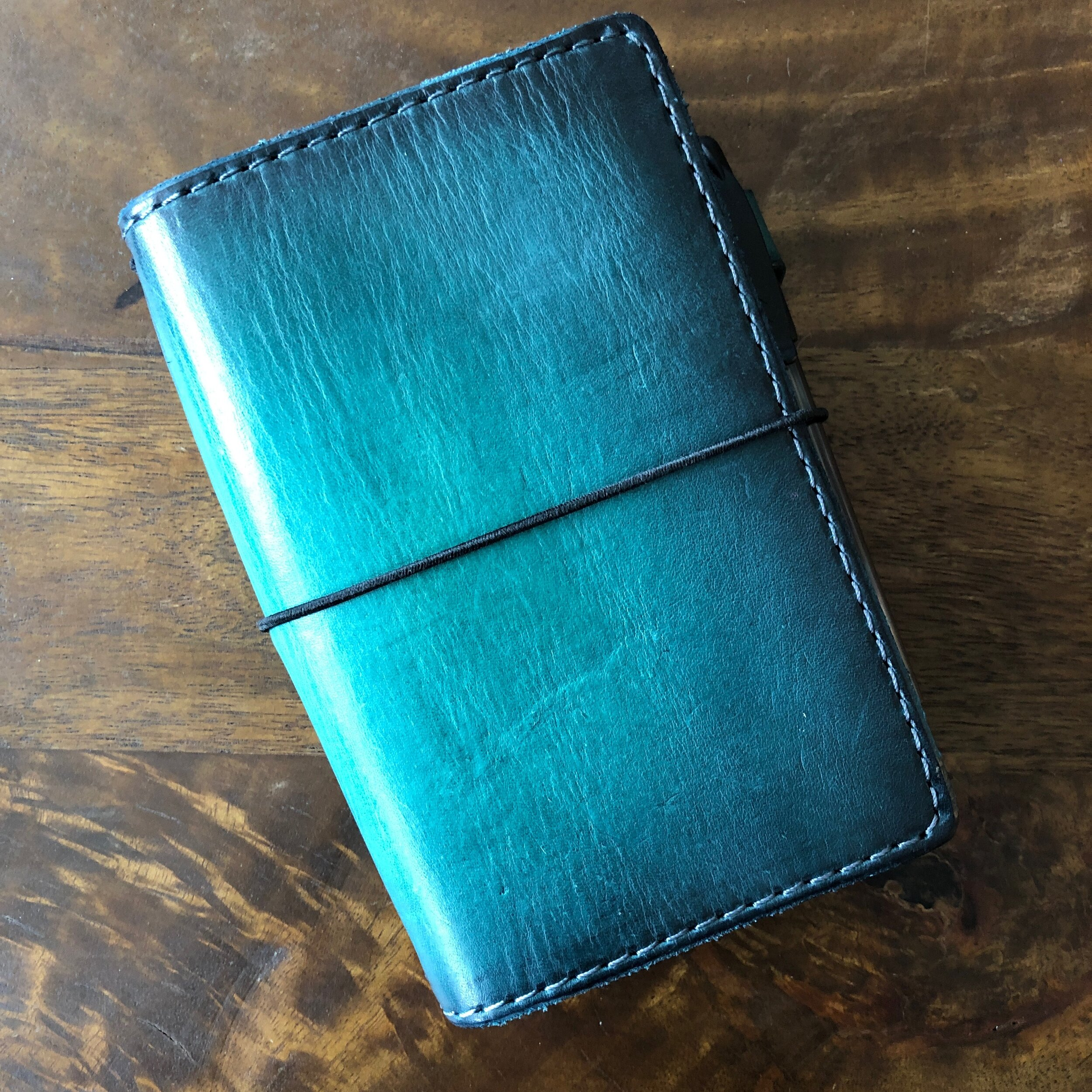 Based on your observations, what inferences can you make about the human, natural, and capital resources needed to make this journal? Hint: It is made of leather.